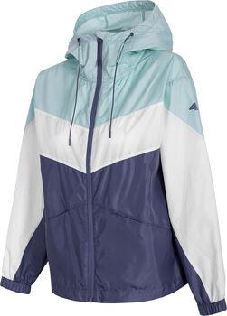 4F Jacke mit Kapuze  Damen grau