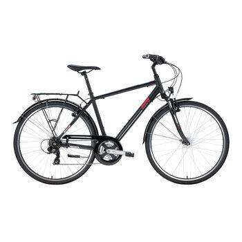 "GENESIS Touring 4.9 Trekkingbike 28"" schwarz"