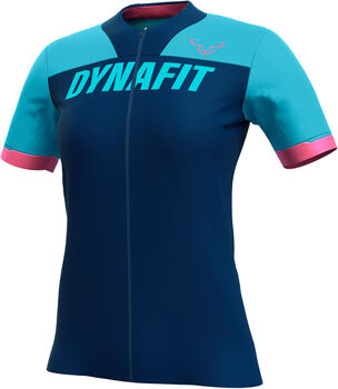 DYNAFIT Ride Radtrikot Damen blau