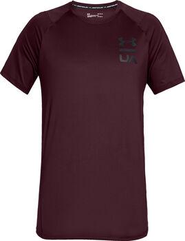 Under Armour MK1 SS Logo T-Shirt Herren rot