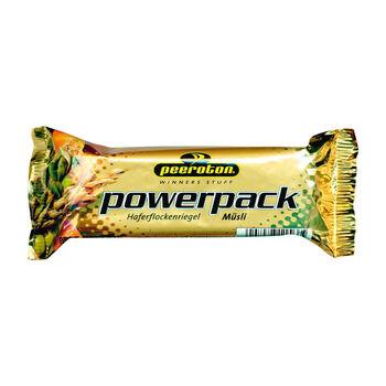 Peeroton Power Pack Riegel Müsli 70g cremefarben