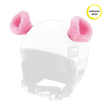 NOBRAND Crazy Usi Helm-Ohren pink