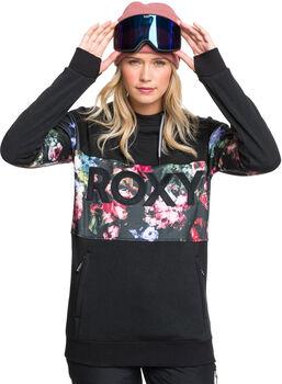 Roxy Liberty Kapuzenjacke Damen schwarz