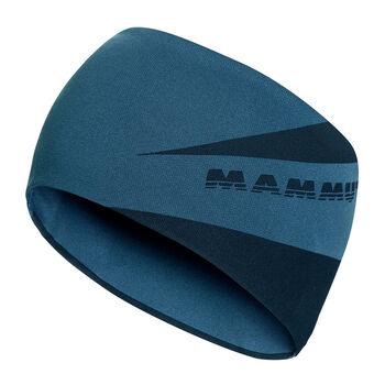 MAMMUT Stirnband Sertig Herren blau
