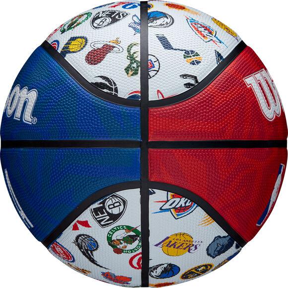 NBA All Teams Logo Basketball