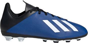 adidas X 19.4 FxG J blau