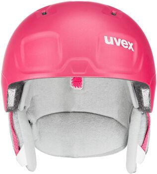 Uvex MANIC PRO Skihelm pink