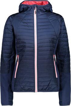 CMP Jacket Fix Hood Primaloftjacke Damen blau