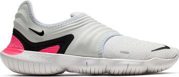 Nike Free RN Flyknit 3.0 Laufschuhe Damen blau