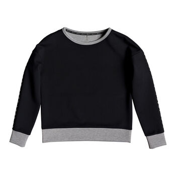 Roxy Street Of Dreams Sweatshirt Herren schwarz