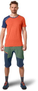 ORTOVOX 120 Tec T-Shirt Herren orange