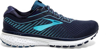 Brooks Ghost 12 Laufschuhe Damen blau