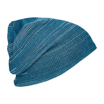 ORTOVOX Spacedye Mütze blau