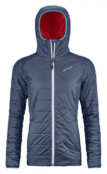 ORTOVOX SW Piz Bernina Isolationsjacke Damen blau