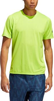 ADIDAS FreeLift Sport Ultimate Solid T-Shirt Herren grün