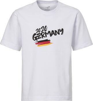ENERGETICS EM 2020 Fan T-Shirt weiß