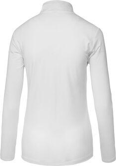 Check Out Langarmshirt mit 1/2 Zipp