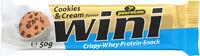 Cookies & Cream Wini Crispy-Whey-Protein Riegel