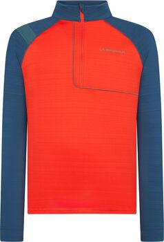 La Sportiva Planet Langarmshirt mit Halfzip Herren pink