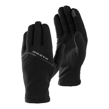 MAMMUT Stretch Glove Herren schwarz