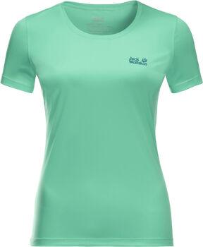 Jack Wolfskin Tech T-Shirt Damen grün