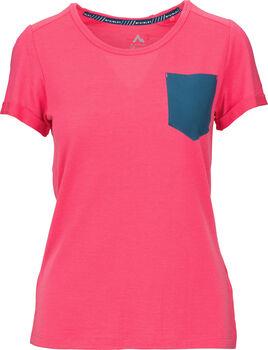 McKINLEY Tejon P T-Shirt Damen pink
