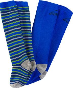 McKINLEY Rigo Skisocken blau