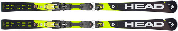 Supershape i.Speed SW Ski ohne Bindung