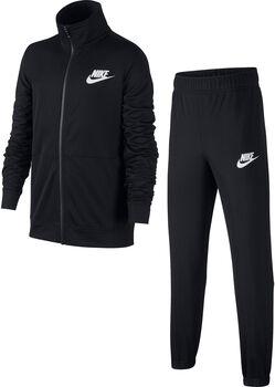 Nike Nsw Track Suit Poly Trainingsanzug schwarz