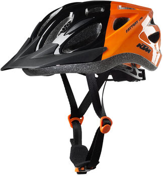 KTM FL Youth Fahrradhelm schwarz