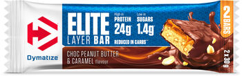 Dymatize  Elite Layer Bar2x30g braun