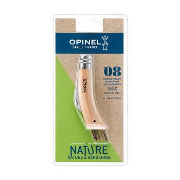 Opinel Klapppilzmesser N°8 weiß