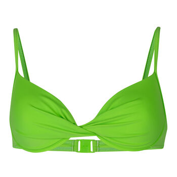 FIREFLY CIM B-Cup Bikini Oberteil Damen grün