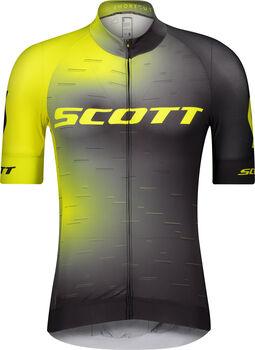 SCOTT RC Pro Radtrikot Herren gelb