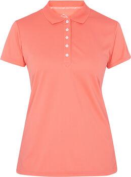 McKINLEY Mako Poloshirt Damen pink