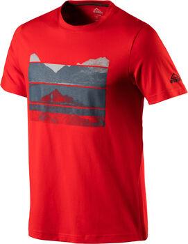 McKINLEY Activeilan T-Shirt Herren pink