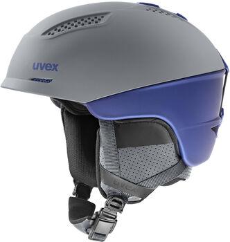 Uvex Ultra Pro Skihelm grau