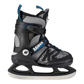 K2 Raider Ice Eislaufschuhe Jungen schwarz
