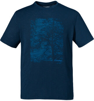 SCHÖFFEL Sao Paulo4 T-Shirt Herren blau
