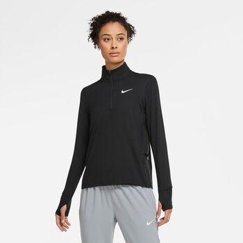 Nike Element Langarmshirt  Damen schwarz