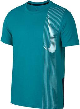 Nike  Dry Top SS Lv Shirt Herren grün