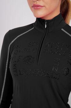 Sportalm Southstar RL Langarmshirt Damen schwarz