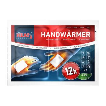 The Heat Company THC Easy Handwärmer weiß