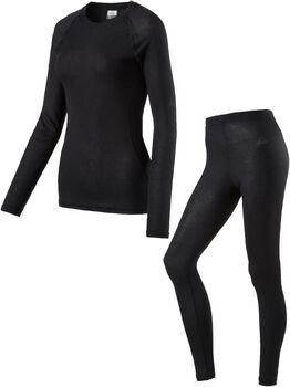 McKINLEY Yael/Yana Unterwäschenset Damen schwarz