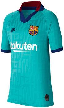 Nike FC Barcelona 2019/20 Stadium Third Fußballtrikot türkis