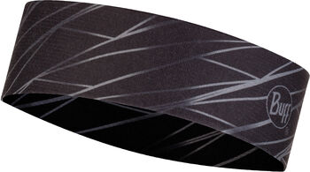 Buff Coolnet UV + Slim Stirnband grau