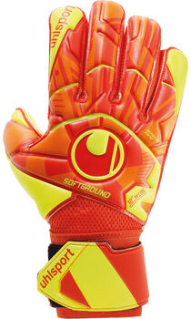 UHLSPORT Dynamic Imulse Soft Flex Frame Torwarthandschuhe orange