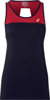 ASICS Loose Strappy Tank Top Damen schwarz
