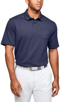 Under Armour CC Scramble T-Shirt Herren blau