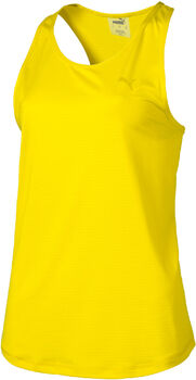 Puma A.C.E. Training Racerback Tank-Top Damen gelb